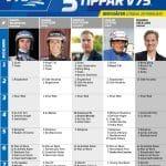 Fem tippar V75 till Bergsåker 29 februari 2020