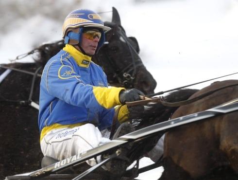 Inför Grand Slam 75: Söderholm kör mot 2000 segrar