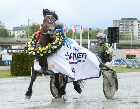 Tangen Haap och Björn Karlsson