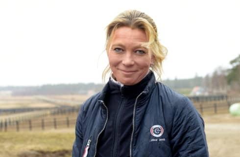 Inför V75 JACKPOT: Katja Melkko hoppas på nyförvärvet