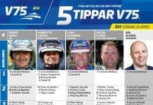 Fem tippar V75 till ÅBY 25 april 2020