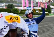 Inför V86: Tuff uppgift för Hamres segerstaplare