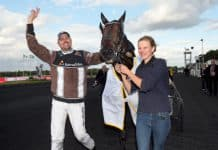 Propulsion travar in i Elitloppet