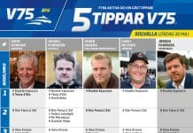 Fem tippar V75 till Elitloppslördagen 2020