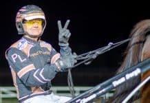 Inför V86®: Triss i tior för Lennartsson - som tackar Bergh