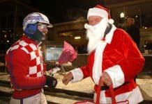 Svenskt trav även på julafton