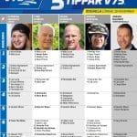 Fem tippar V75 Solvalla 28 november 2020