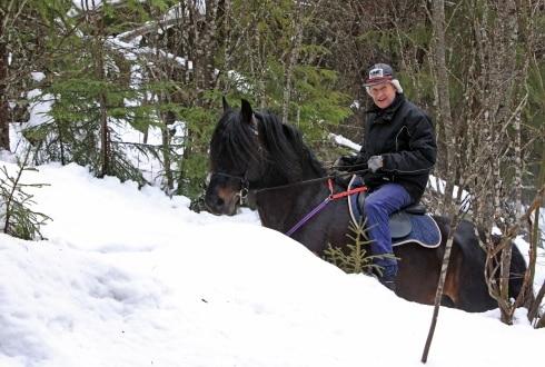 Alf Jonsson om vännen Gunnar Melanders situation