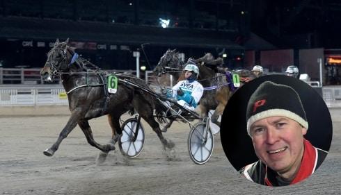 """Inför V75 Jägersro: """"Hästen är ganska stark och rejäl"""""""