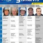 Fem tippar V75 till Åby 6 mars 2021