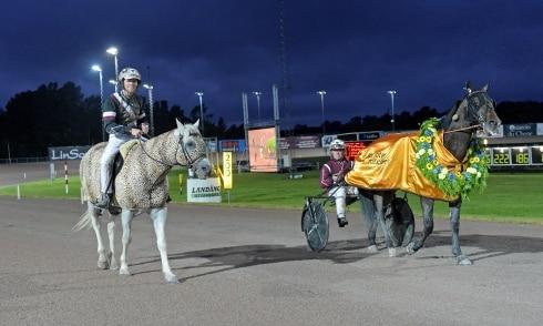 Inför V75® (torsdag): Kolgjinis vill vinna Sprintermästaren igen
