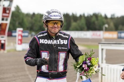 Allsvenska kuskligan: Ulf Ohlsson passerade 200 årssegrar