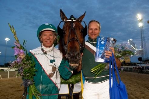 """Inför V75: """"Who's Who är en helt annan häst i år – mycket bättre"""""""