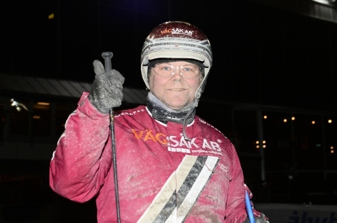 """Inför V86: Håkan K har spännande hästar – """"Är fruktansvärt speedig"""""""
