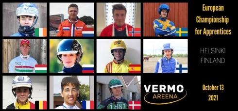 Lukas svenskt hopp i Lärlings-EM